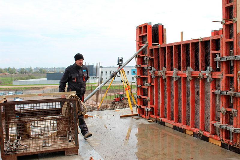 Construction EcoTechnoPark5 (5 mai 2016)